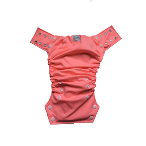 Innate Slim Fit Pocket Cloth Diaper - Peach
