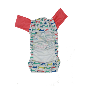 Innate Cloth Diaper Cover - Playful