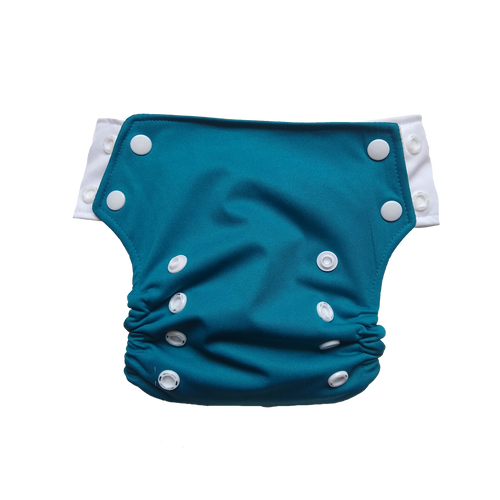 Innate AIO Cloth Diaper - Yale Green