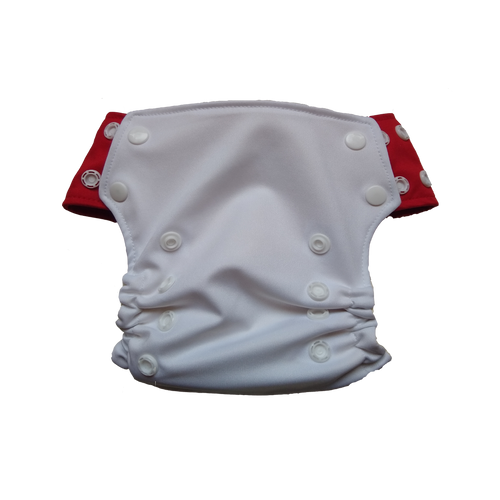 Innate AIO Cloth Diaper -White