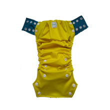 Innate AIO Cloth Diaper - Yellow