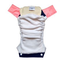 Innate Slim Fit Pocket Cloth Diaper - Navy Blue