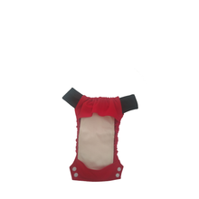 Innate Newborn Diaper Cover - Red
