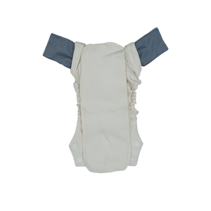 Innate Limited Edition AIO Cloth Diaper - Lyric stripe