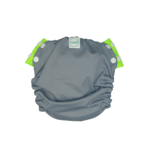 Innate Regular Fit Pocket Cloth Diaper - Wonder | Subtle