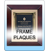 Frame Plaques