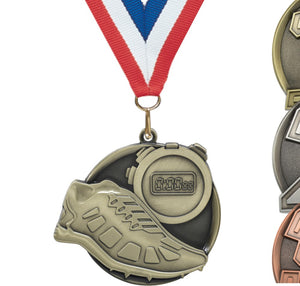 "2-1/4"" Mega Series Award Medals on 7/8"" Neck Ribbons 