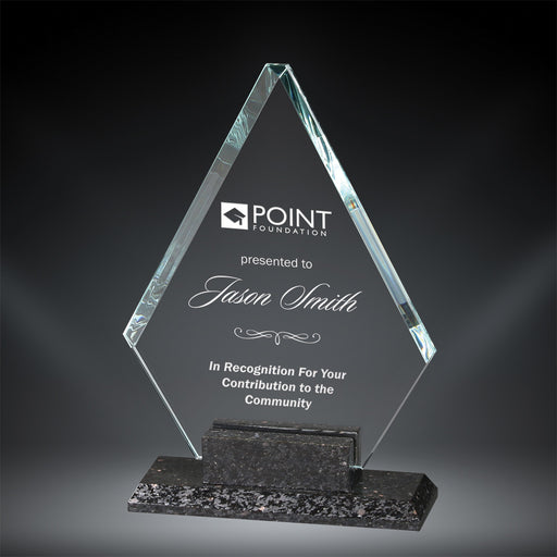 GreyStone Victoria Granite and Glass Award | 3 SIZES