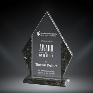 GreyStone Bristol Granite and Glass Award | 3 SIZES