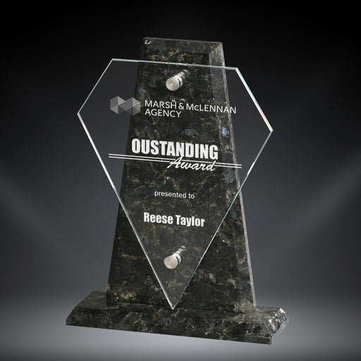 GreyStone Alliance Granite and Glass Award | 3 SIZES