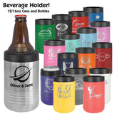 Polar Camel Insulated Beverage Holder for 12/16 oz Cans and Bottles | 15 COLORS