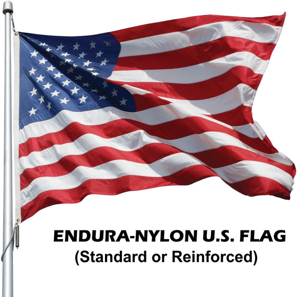 Endura-Nylon Outdoor U.S. Flags