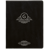 "Customizable Leatherette 7"" x 9"" Portfolio with Paper Pad 