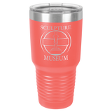 30 oz Polar Insulated Stainless Tumblers in Coral