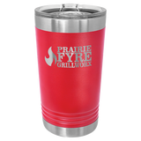 16 oz. Polar Camel PINT Style Tumblers | Red