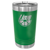 16 oz. Polar Camel PINT Style Tumblers | Green