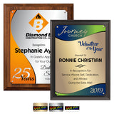LA Trophies - Full Color Sublimated Large Size Plaques - 9x12, 10.5x13 | 2 SIZES