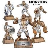 Monster Series Sport Activity Resin Awards | 12 STYLES