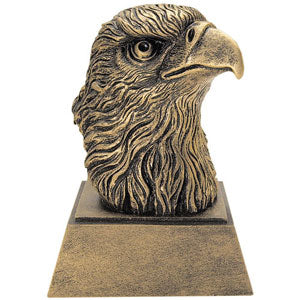 GreyStone Gold Eagle Head Resin