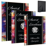 Premier - Watercolor Inspired Acrylic Plaques | 3 SIZES