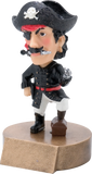 Bobble Head Action Mascot Resin Awards | 19 STYLES