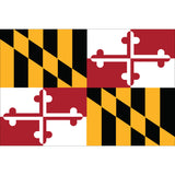 ENDURA-NYLON Outdoor Maryland STATE Flag