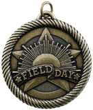"2"" VM Series Field Day Award Medals on 7/8"" Neck Ribbons"