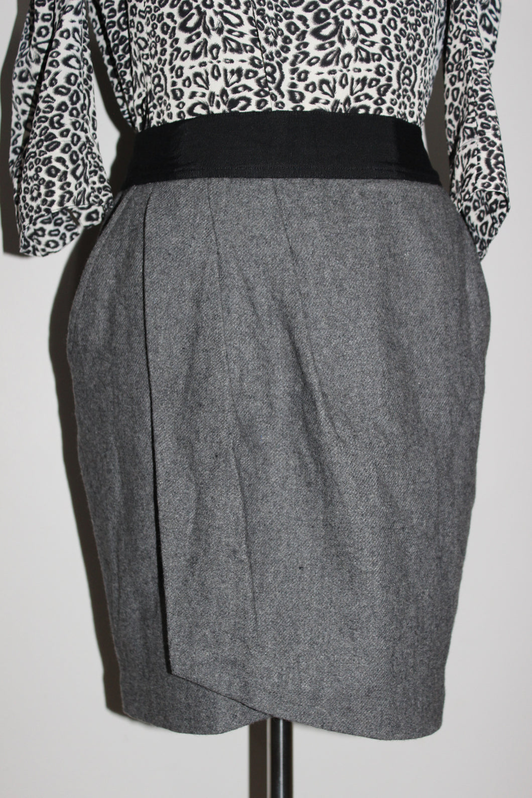 Sports Girl Grey Skirt - Size 12