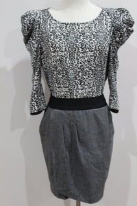 Sports Girl Leopard Print Blouse - Size 12