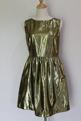Gorman Golden Ticket Dress - Size 12