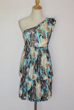 Load image into Gallery viewer, Marbled Design Dress Size 8, 10, 12, 16 & 18 *CLEARANCE*