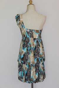 Marbled Design Dress Size 8, 10, 12, 16 & 18 *CLEARANCE*