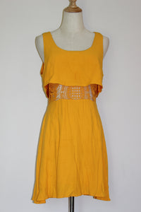 Marciano Crochet Dress - Size S *CLEARANCE*
