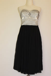 Citi Black & White Dress Size 12