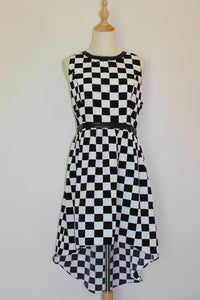 Wayne Cooper Checkered Dress Size 14