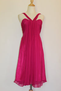 Alex Perry Pink Skye Dress Size 8