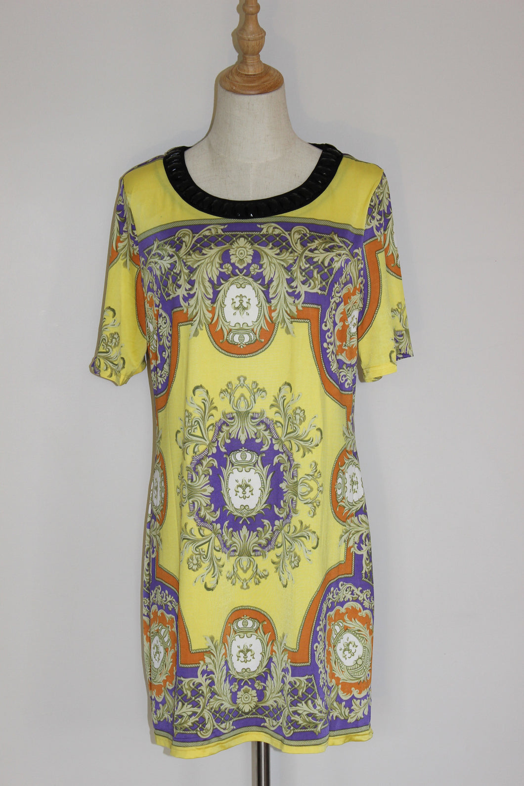 Misu 'Woodrose' Dress Size L - CLEARANCE