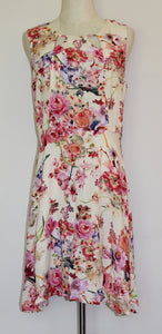 Tulips Floral Dress Size 14
