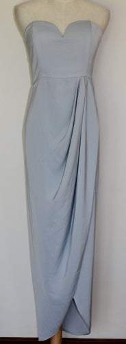 Shona Joy 'U' Bustier Draped Dress Size 10
