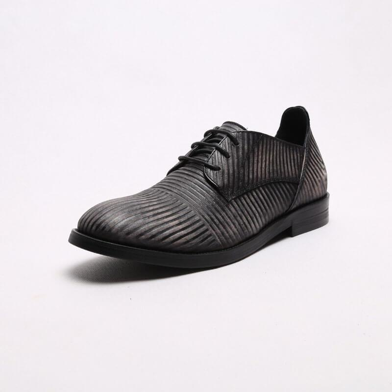 Men Vintage Casual Leather Shoes