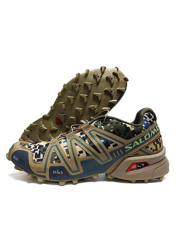 Men Outdoor Trail Running Shoes