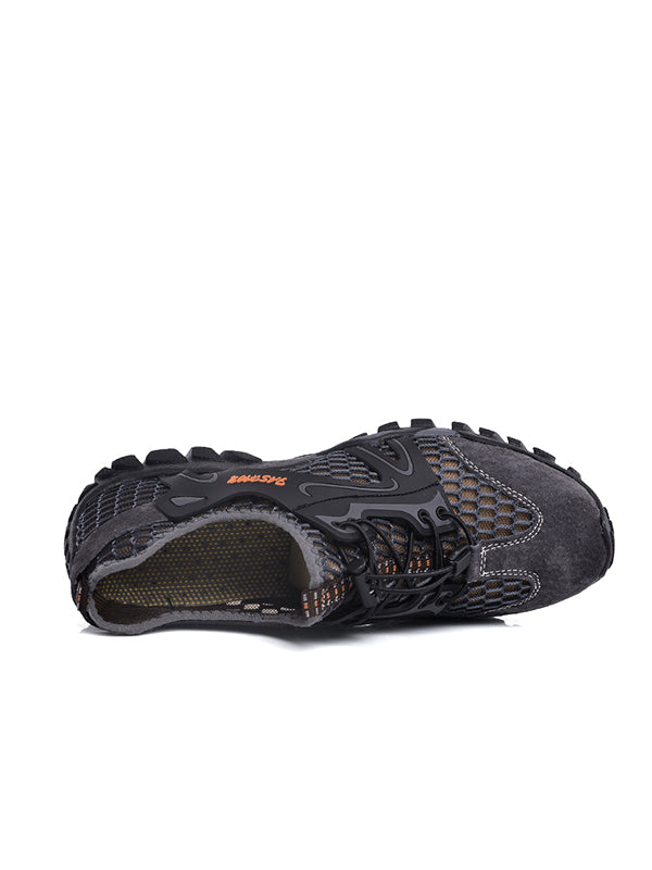 Outdoor Climbing Breathable Mesh Casual Shoes