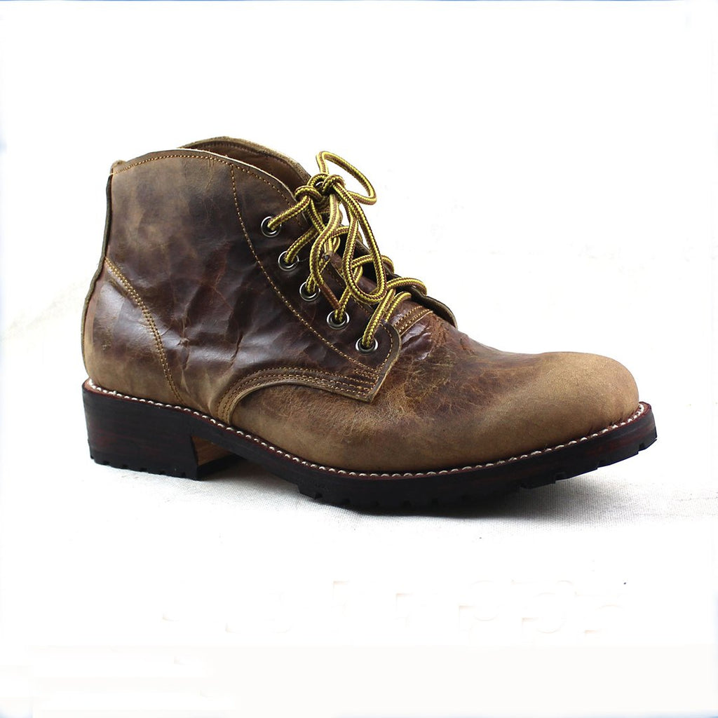 Men's Boots Genuine Leather Handmade Boots