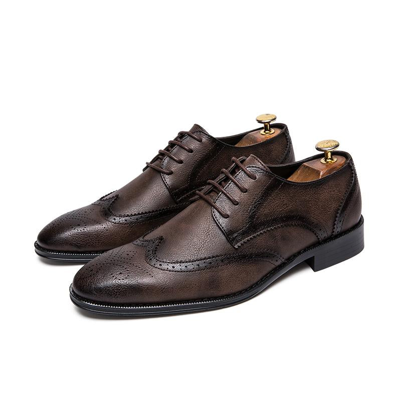 Men Leather Shoes