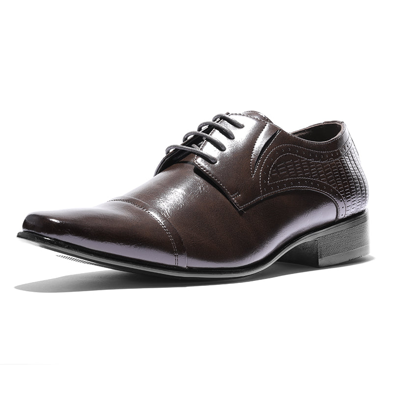 Handmade England  Pointed  Toe Formal Shoes