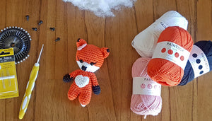 Baby Fox - from start to finish