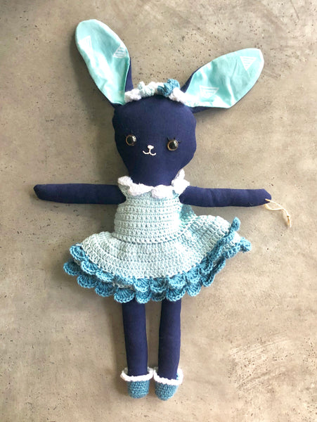 Bunny Rabbits (cloth)