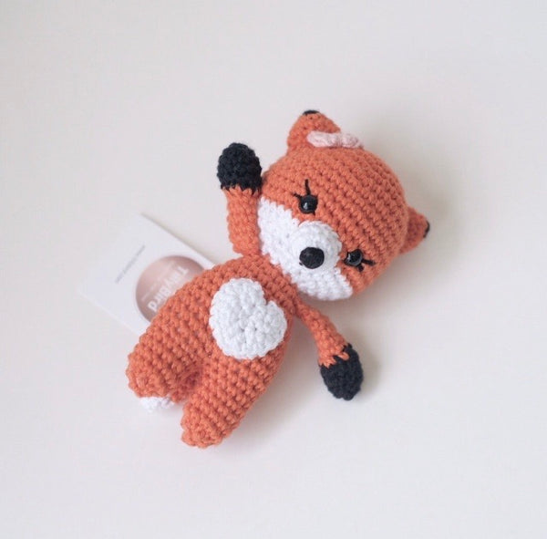 Baby Fox - Woodland Animal