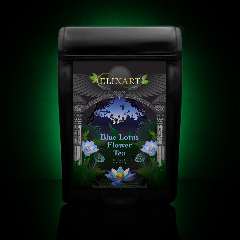 Blue Lotus Tea