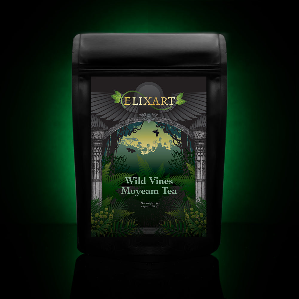 Wild Vines Moyeam Tea